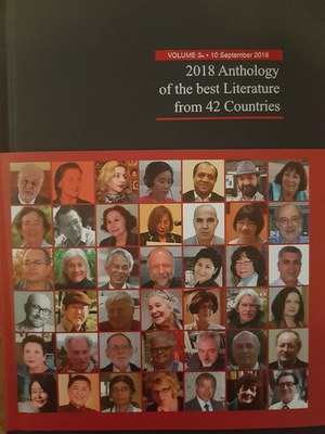 2018 Anthology of the best Literature of 42 Countries, volume 3