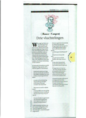 column Remco Campert