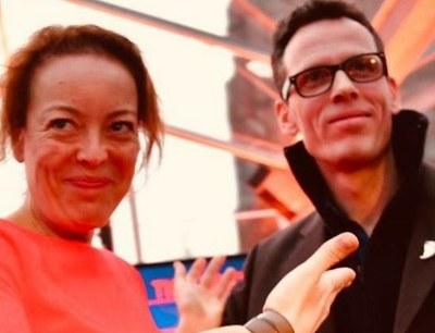 Nyk de Vries volgt Eeltsje Hettinga als Dichter Fan Fryslân op