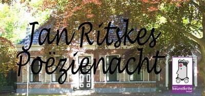 Vijfde editie Jan Ritskes Poëzienacht, Twijzel